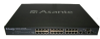 Asante 24-Port FastEthernet / 12 Ports PoE + 2 Gigabit Combo -- 99-00825