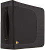 Case Logic 264 Capacity CD Wallet -- CDW-264BLACK