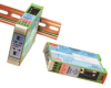 DIN Rail Dual Port Signal-Powered RS-232 Line Driver -- DCP35-S -Image
