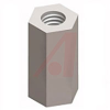 Standoff, 6-32 Threaded Hex Aluminum Clear Iridite -- 70182541