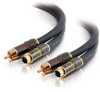 1.5ft SonicWave® S-Video + S/PDIF Digital Audio Cable -- 2202-40188-001 - Image