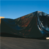16' x 100' - 4 Mil - Black Poly Sheeting -- CF416B -- View Larger Image