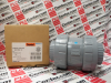 NIBCO S51BC-V ( BALL VALVE 3IN SOC TU BALL CK FKM CPVC ) -Image