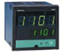 GEFRAN 1101-I-2R-2-1 ( MICROPROCESSOR TEMPERATURE CONTROLLER, FACEPLATE CONFIGURABLE. UNIVERSAL INPUT, 4-DIGIT DOUBLE DISPLAY; DIMENSIONS 96X96MM ) -- View Larger Image