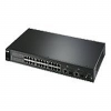 ZyXEL Dimension ES-2024PWR - Switch - managed - 24 x 10/100 -- ES2024PWR