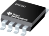 OPA2343 Single-Supply, Rail-to-Rail Operational Amplifiers MicroAmplifier(TM) Series -- OPA2343UA/2K5G4 -Image