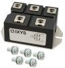 Diodes - Bridge Rectifiers -- VUO82-16NO7-ND