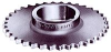 Roller Chain Sprocket 2060BTL17H-1610 -- 104889 - Image