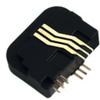 CSN Series closed loop linear current sensor, measures ac, dc or impulse current, 25 AT nominal, ±56 AT range, 2000 turns -- CSNX25 - Image