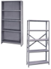 18 GA. CLOSED SHELVING -- HCA-536-12/18 - Image