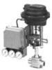 Side Mount Pneumatic Positioner -- Mark 16-I/P - Image