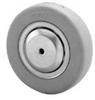 HRT/SRT SERIES: Hard/Soft Rubber Mold on Steel Disc Wheels -- 614HRTGAA
