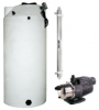 500 Gallon Atmospheric Deluxe Tank Package with Pump & UV -- 220-ATP-500-12