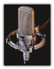 Side-address Cardioid Condenser Microphone -- AT4047/SV