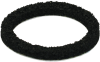 Gasket made from special foam for optimal sealing of structured surfaces DR 46/36x5 S05 EPDM-15 KE -- 10.01.06.01678 -Image