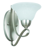 One Light Bathroom Sconce -- 12T56(Sunset F2581-53)