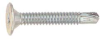 PHILIP WAFER SELF DRILLING SCREWS ZINC PLATED -- 410DZ - Image