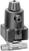 Sanitary Diaphragm Valve -- GEMU® Type 605