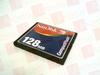 SANDISK SDCFB128 ( COMPACT FLASH MEMORY 128MB ) -Image