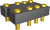 Relay Sockets, SMT Type/8 Pin -- G6K2PY-8P-L45SMT-RL1400 - Image