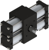 Dual Rack Indexing Actuators -- X42