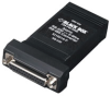 Async RS-232 to 2-Wire RS-485 Interface Bidirectional Converter, RJ-45 to DB25 Female -- IC1521A-F - Image