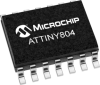 8-bit Microcontroller -- ATTINY804