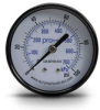 0-100 psi / 0-700 kPa Pressure Gauge with 2.5 inch mechanical dial -- G25-BD100-4CB - Image