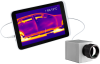 Infrared Camera -- Optris® PI 160 - Image