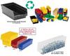 "4"" High Economy Shelf Bins -- HQSB101-I -- View Larger Image"
