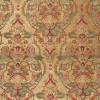 Floral Frame Chenille Fabric -- R-Lexington -- View Larger Image