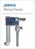 Mixing Device -- Jetmix