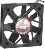 Fan;DC;12V;21CFM;26 dB;2400 RPM;Ball Bearing;Wire;80x80x15 -- 70103416