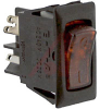 Circuit Breaker;Therm;Rocker;Cur-Rtg 3.15A;Snap-In Panel;1 Pole;Blade Snap -- 70128768