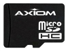 Axiom AX - flash memory card - 16 GB - microSDHC -- MSDHC4/16GB-AX