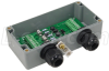 Weatherproof 4-Line Telephone/DSL - Screw Terminals -- AL-D4-DTW