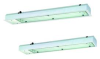 Sheet Steel Emergency Light Fitting -- Series 6018