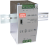 Single Output Industrial DIN Rail Power Supply -- DR-120 Series 120 Watt
