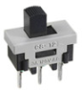 Miniature Slide Switches -- CS-Series - Image