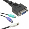 KVM Switches (Keyboard Video Mouse) - Cables -- 1829-1108-ND - Image
