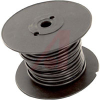 Cable, Coaxial; 20 AWG; 19/32; 0.199 in.; Non-Contaminating PVC-Type 11A; Black -- 70195401 - Image