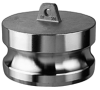 Stainless Steel Part DP Dust Plugs