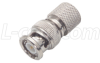 BNC Terminator, Male, use with RG58 (50 Ohms) -- BTB5MD