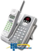 Uniden Digital 900MHz Spread Spectrum Cordless Phone -- EXAI3985