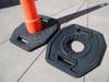 TD8300 Ringtop Stackable Cone Base, 22 & 32 lb.