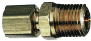 Brass Compression to NPT(M) Adapters -- GO-31412-77