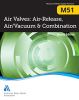 M51 Air Valves (Print + PDF): Air-Release, Air/Vacuum, and Combination, Second Edition -- 30051-2E-SET
