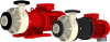 Monobloc Centrifugal Pumps with Magnetic Drive -- MMB-N / MMB-E Series - Image