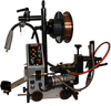 400 MOGGY® Trackless Welding Carriage w/ Integrated Wire Feeder -- GM-04-100-G