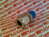 SS SWAGELOK TUBE FITTING MALE CONNECTOR 1/2 IN. TUBE OD X 3/4 IN. MALE NPT -- SS810112
